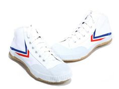 Feiyue High Top Shoes - White Shoes @ ICNbuys.com