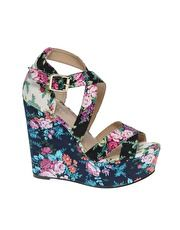 06d6981e90943f Floral Wedge Sandals are a must have   from ALDO Aldo Sandals
