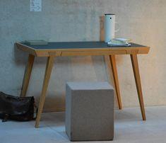 Jan Kurtz desk Schreibtisch 124x65cm, 77cm Höhe