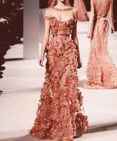 Eli Saab fabulous gown