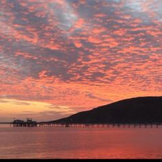 Avila Beach, Ca. Sunset...