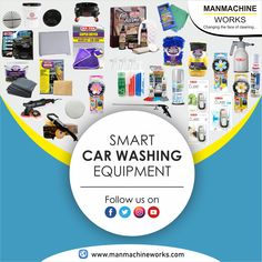is a known face in for delivering quality and efficient machines. All the machines are smart that tackle your dirty car with care and quality. To know more, visit us at Call Us 📞 78279 54678 Car Wash Systems, Car Wash Equipment, Automatic Car Wash, Car Washer, Washer Machine, Car Vacuum, Smart Car, Top Cars, It Works