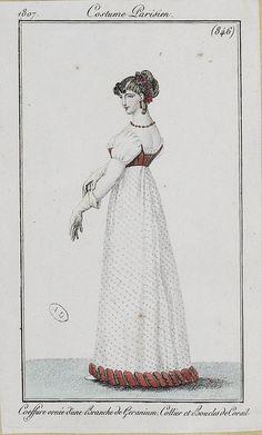 Costume Parisien 1807