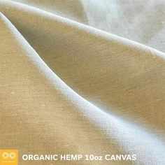"""100% Hemp Canvas by the yard. Suitable for curtains, pants, shorts, aprons, and more. 10oz per square yard. Sold by the yard; fabric width is ~58""""-60"""". Seasonal colors. Bulk discounts by coupon code available on this item. See conditions below. 10 oz Organic Hemp Canvas Fabric Eco friendly 10oz organic hemp canvas fabric.Organic European Hemp Canvas Fabric, made from 100% organically grown European 18/1 hemp yarn. 10000m/kg. Sold by the yard; fabric width is ~58""""-60"""". Shrinkage of about 3-5%… Hemp Yarn, Hemp Fabric, Linen Fabric, Cotton Linen, Canvas Fabric, Karate Pants, Hip Ups, Fabric Shoes"""
