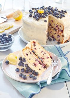 Chicken Bacon Ranch Bake, Lemon Layer Cakes, Cake Recipes From Scratch, Tasty, Yummy Food, Cake Toppings, No Bake Cake, Amazing Cakes, Baking Recipes