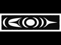 Coast Salish Design Elements Including Oval, Crescent, Extended Crescent and Positive and Negative Trigon. Arte Haida, Haida Art, Native Art, Native American Art, Bird Quilt, Arts Integration, Native Design, Feather Painting, African Textiles