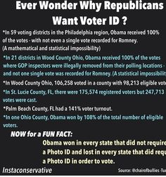 You should also be required to be a legal citizen to be able to vote!!! What sense does it make for someone to be able to vote in a country where they're not even legally a resident??? Come on Democrats!!!! THINK!!! #republicandeplorable