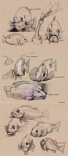 fish...