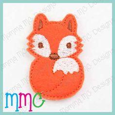 Fox Feltie