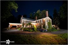 The Historic Peter Allen House circa 1726-Dauphin, PA.  Where I was married!  What an amazing party it was!