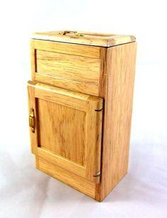 Dollhouse Miniature Two Door Oak Ice Box Aztec Imports, Inc. https://www.amazon.com/dp/B003BQ27E2/ref=cm_sw_r_pi_dp_x_ZXb7xbMQRT95T