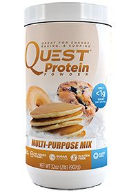 Quest Protein Powder Multi-Purpose Mix Unflavored by Quest Nutrition