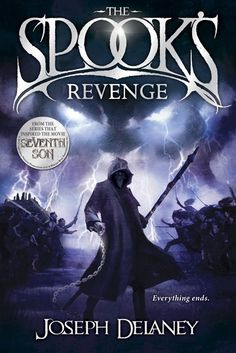 The Spook's Revenge (The Last Apprentice / Wardstone Chronicles, #13): 'A great battle awaits us, the odds against us overwhelming, and the price of defeat is terrible. All my life has led up to this point.' Halloween is approaching. The supporters of the Fiend are gathering. And just when Thomas Ward and his allies need to stand together, they are fatally divided by the terrible choices they must make.