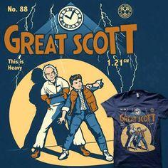 Great! Scott!!