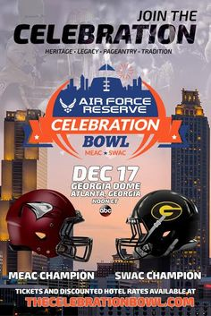 Win Tickets to The Celebration Bowl