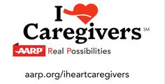 Heart-ing Family #Caregivers Across the Country...  Every day, a silent army of Americans performs a great labor of love: caring for aging parents, spouses, brothers, sisters, aunts, uncles, friends... so they can remain in their homes. We are on duty 24/7, and often we can't even take a break. But we wouldn't have it any other way. We are the unsung heroes. Here are our stories. We hope you will share yours. https://act.aarp.org/iheartcaregivers/