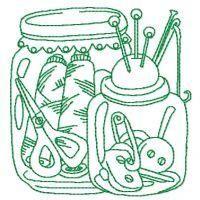 OregonPatchWorks.com - Sets - ITH Fabric Basket
