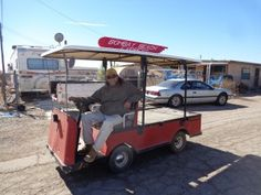 The drive from Cahiulla Lake to Senator's Wash through Bombay Beach on the Salton Sea and the Imperial Dunes