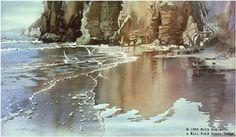 nita engle watercolor - Google Search