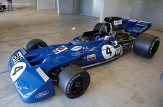 Tyrrell 004 - Ford