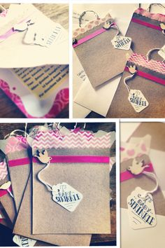 Summer's Baby Sprinkle // It's like a baby shower but on a smaller scale // Invitations // Gift Bags //