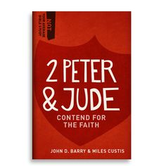 What does active faith look like in the midst of struggle? When false teachers threatened the spiritual health of the early church, Jude and Peter urgently called early Christians to faithful lives that demonstrated mercy, love, and wisdom. These books show us what it means to grow in faith and respond to the love that Christ has for us.