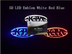 Find More Rear Lights Information about 5D car led emblem car led badge car led symbols logo for KIA Size 11.9x6.2cm,High Quality logo marker,China logo leather Suppliers, Cheap logo med from Freephoto (HK) Ltd. on Aliexpress.com