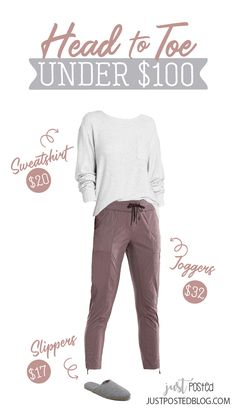 How To Wear Joggers, Joggers Outfit, Cream Jumpsuit, Barefoot Dreams Cardigan, Light Pink Cardigan, Lounge Outfit, Lounge Clothes, Build A Wardrobe, Head To Toe