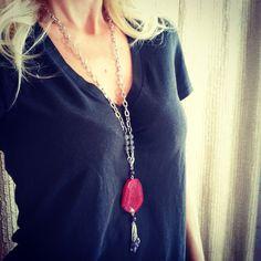Boysenberry necklace by lia sophia #soliasophia www.liasophia.com/beckydiederich www.facebook.com/beckydiederichsbling