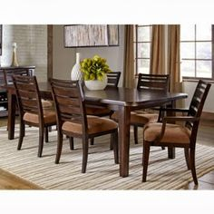 Dining Room Table sets http://topdiningrooms.blogspot.com/2013/10/best-dining-room-table-sets.html