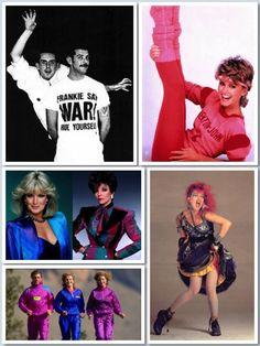 1980s style women -