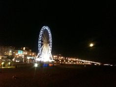 Brighton, September eve