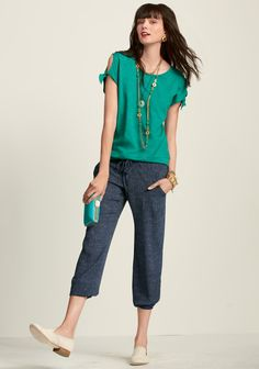 Color Wheel - 10 - CAbi Spring 2013 Collection - So comfy and cute all at the same time !