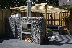 Bekijk de foto van Ringe met als titel Tuinhaard met BBQ en andere inspirerende plaatjes op Welke.nl.