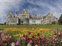 Treloyhan Manor Hotel, St Ives #travelinspiration