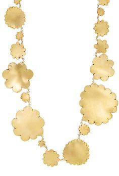 Judy Geib Women's Flowery Necklace