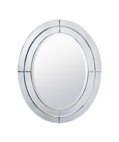 kichler 41006ch signature 30 x 24 inch chrome wall mirror oval