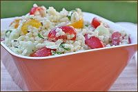 Recipe of the week: Cherry Tomato Orzo Salad