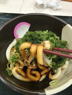 Ise Udon Japanese noodle