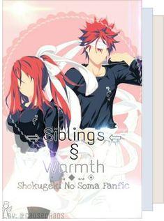 28 Best Shokugeki No Souma Souma X Erina Images Cartoons Comic