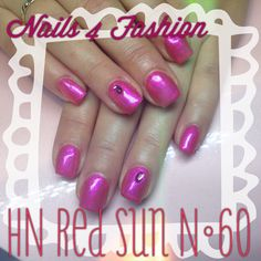 Hollywood Nails Red Sun Nails 4 Fashion