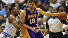 Rumors are swirling the Chicago Bulls are efforting to acquire Lakers C Pau Gasol prior to Thursday's NBA trade deadline.