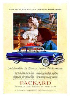 1953 Packard Cavalier Four Door Sedan