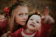 Fall boho sister shoot  Children's shoot  Shalon Blackwell Photography
