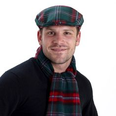 b4d07eac62cd6 Button Down Tartan Flat Cap | Up to 500 Tartans | How to wear your ...