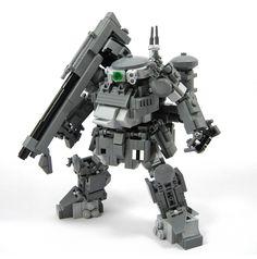 Armored Trooper VOTOMS by tattum. #mecha – https://www.pinterest.com/pin/467741111283372776/