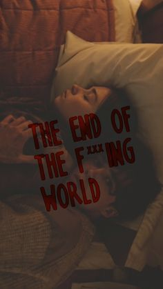 33 Well Its James And Alyssa X Ideas In 2021 James And Alyssa End Of The World World Wallpaper