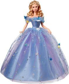 Princesses Disney - Cgt56 - Poupée Mannequin - Cendrillon - Robe De Bal: Amazon.fr: Jeux et Jouets