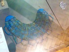 Manchester museum - Egyptian neck piece