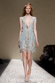 Blugirl Ready To Wear Spring Summer 2013 Milan